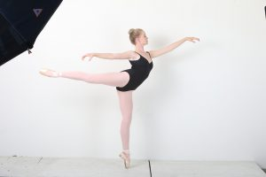Reagan Kilpatrick Arabesque Audition Photo